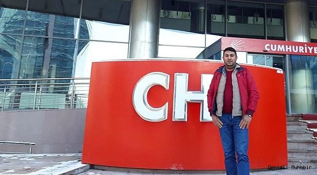 CHP'nin O ilçede Yeni Başkanı Belli Oldu