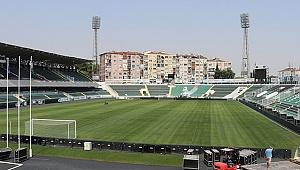 Denizli Atatürk Stadı, sezona hazır