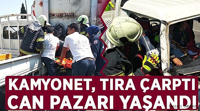 Denizli'de Feci Kaza! Ortalık Can Pazarına Döndü
