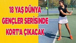 Denizlili tenisçinin hedefi; Dünya şampiyonluğu...