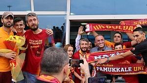 Galatasaray Denizli'de! İşte Maç Kadrosu