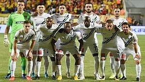 Göztepe-Denizlispor ilk yarı 0-0