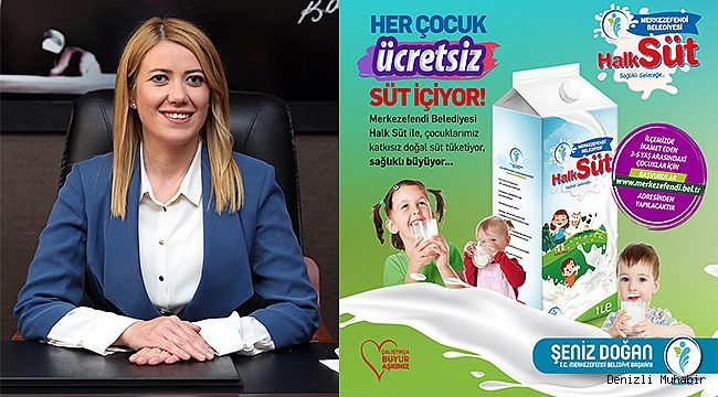 HALK SÜT PROJESİ START ALIYOR
