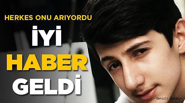 İzmir'de Kaybolan Çocuktan Sevindiren Haber