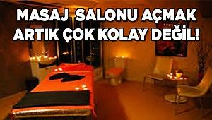 Merkezefendi Belediyesi, Masaj salonlarına el attı