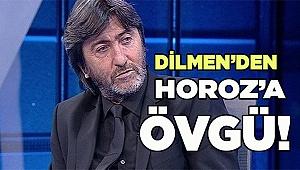 Rıdvan Dilmen'den Denizlispor'a övgü