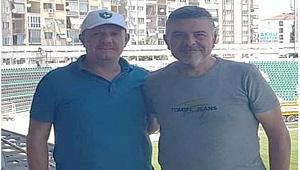 Tamer Şen'den Horoz'a malzeme desteği