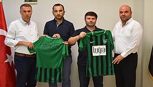 Yukatel Denizlispor Alt Yapısına Tuğra Mobilya sponsor oldu