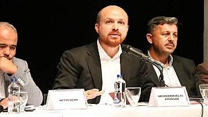 Bilal Erdoğan, Denizli'de konuştu
