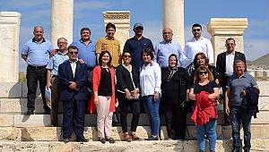 Buldan Kent Konseyi, tarihi kentte toplandı