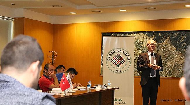 DENİB Akademi'den Dış Ticaretin Püf Noktaları Eğitimi