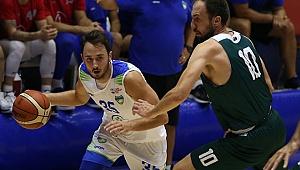 Denizli Basket İlk hazırlık maçından galibiyetle ayrıldı…