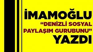 DENİZLİ SOSYAL PAYLAŞIM GURUBU...