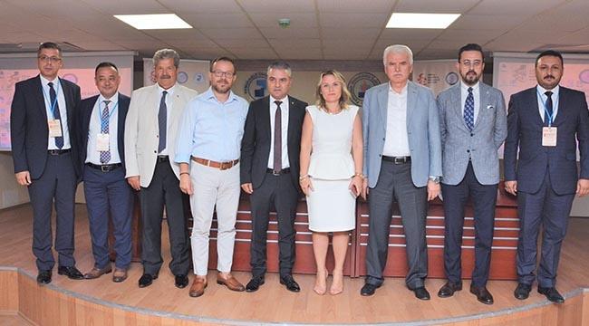 DTO'NUN KATKILARIYLA PAÜ'DE ULUSLARARASI PANEL DÜZENLENDİ