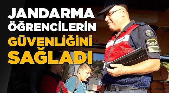 İç İşleri Talimat Verdi! Denizli'de Jandarmalar Denetledi