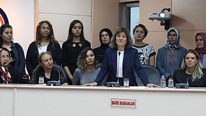 Kadın Meclisi'nden kadına yönelik şiddete karşı tepki