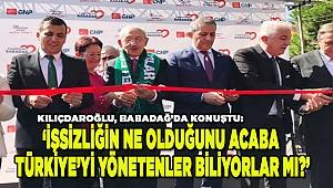 Kılıçdaroğlu: Milletten neden gizliyorlar?