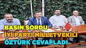 """ÖZTÜRK: """"MÜLTECİ ÇALIŞTIRANA KREDİ KABUL EDİLEMEZ"""""""