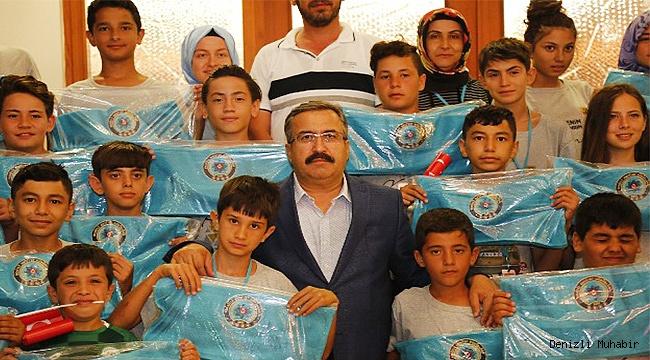 Şehit ve Gazi Çocukları Denizli'yi gezdi