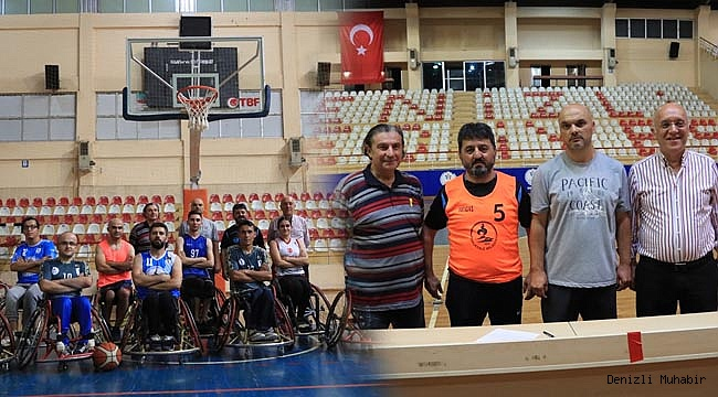 Tekerlekli Basketbol'da Yeni Hoca Yeni Turnuva
