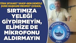 Türk Diyanet Vakıf-Sen Bazı İlçe Müftülerine Sert Çıkış