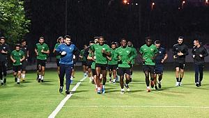 YukatelDenizlispor, Konyaspor maçına hazır