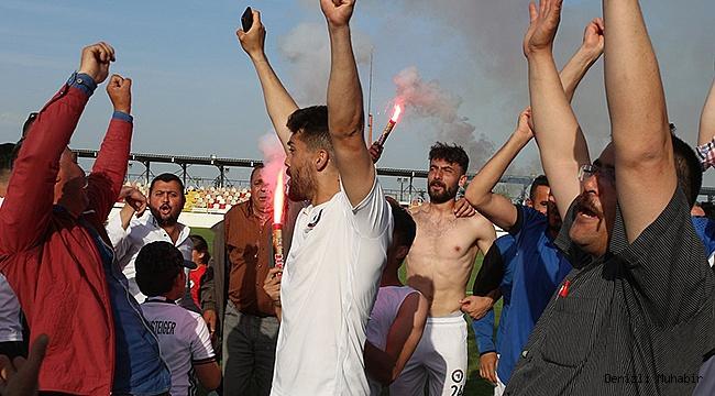 10 kişiyle Konya Ereğli'yi yendiler