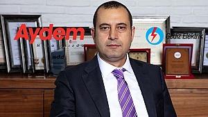 Aydem ve Gediz Elektrik'in Yeni Müdürü Demirağ Oldu