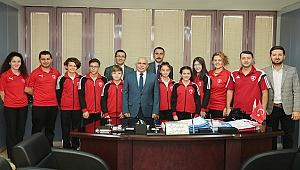 Bölge turnuvasında Denizli'yi temsil edecekler