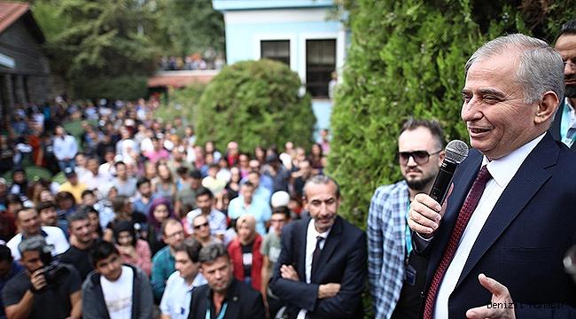 Büyükşehir Konservatuarı'nda yeni dönem, rekorla başladı