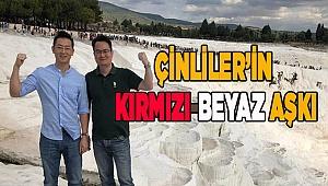 ÇİNLİLER'İN KIRMIZI-BEYAZ AŞKI
