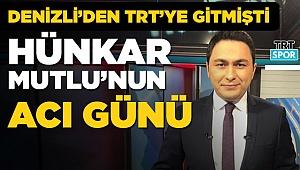 Denizli'den TRT'ye Giden Spikerin Acı Günü