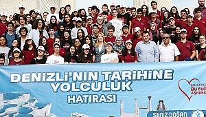 DENİZLİ'NİN TARİHİNE YOLCULUK