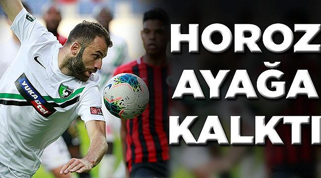 Horoz Lige Geri Döndü! 0-2