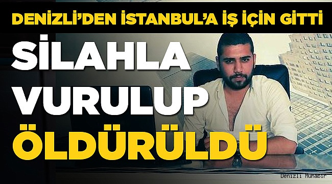 İş İçin Gittiği İstanbul'dan Cenazesi Geldi