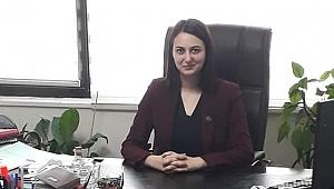 MHPli Özcan'dan 29 Ekim Mesajı