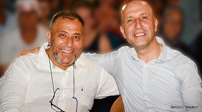 Sarayköylü Aşkın Tuna'ya memleketinden destek