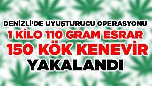 Yine Uyuşturucu Operasyonu! Yine Kilolarca Uyuşturucu