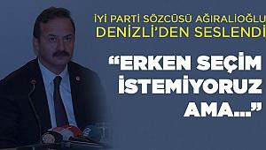 Ağıralioğlu Denizli'den Hükumeti Eleştirdi