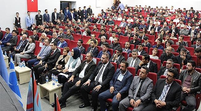 Bu Konferansta Türk Dünyası Konuşuldu