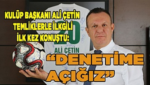 Çetin: