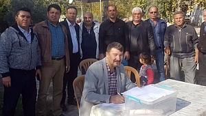 CHP'de delege seçimleri yapılıyor