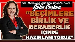 """Coşkun"""" Kazanan Cumhuriyet Halk Partisi olacak """""""