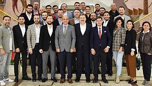 Denizli OSB'de 2. ve 3. Jenerasyon İstişare Toplantısı gerçekleşti