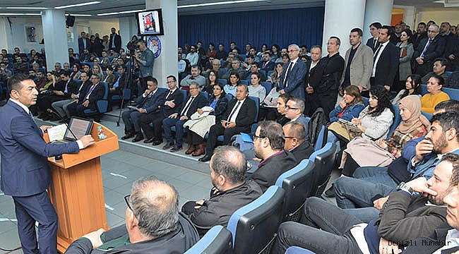 Elektronik Vergi Uygulamaları Toplantısı'na İlgi Yoğun Oldu