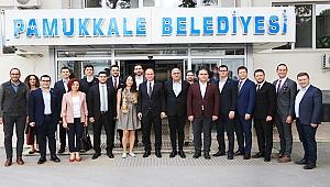 FACEBOOK İSTASYON'A PAMUKKALE BELEDİYESİ DESTEĞİ