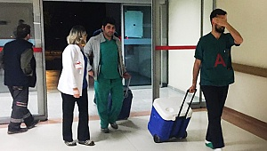 Ölen lise öğrencisinin organları 5 kişiye umut oldu