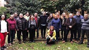 PAÜ'nün Ortağı Olduğu 21. Yüzyıl Becerileri Konulu Projeye İtalya'da Start Verildi