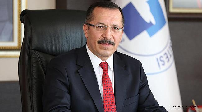 Rektör Prof. Dr. Hüseyin Bağ'ın Öğretmenler Günü mesajı