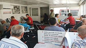 Sarayköy, 1020 kişinin hayatına can oldu